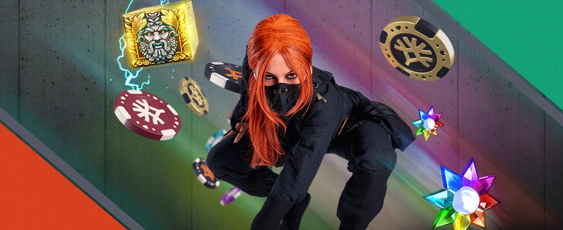 Ninja casino mobile